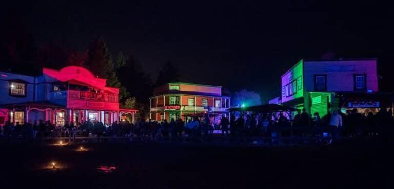 Schloss Thrun Halloween 2021